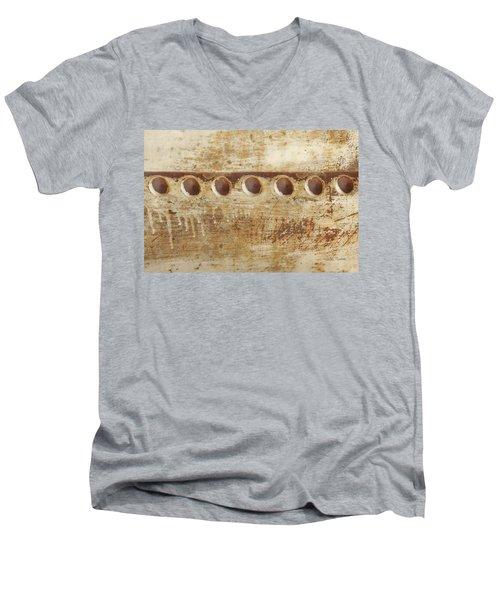 Rusty Rivits Men's V-Neck T-Shirt