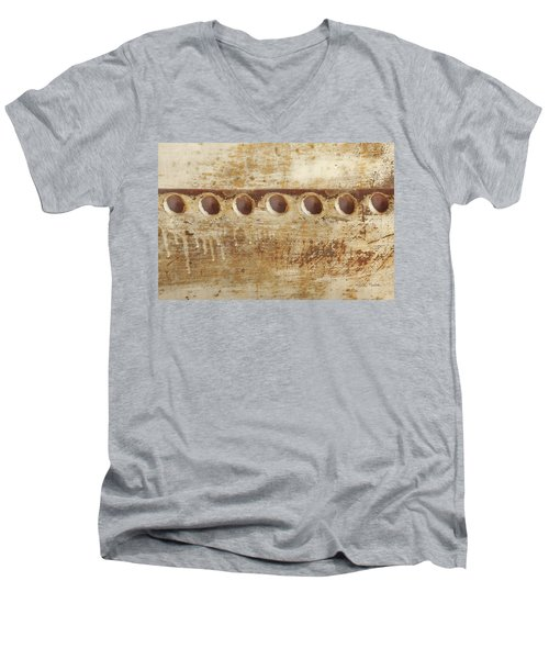 Rusty Rivits Men's V-Neck T-Shirt