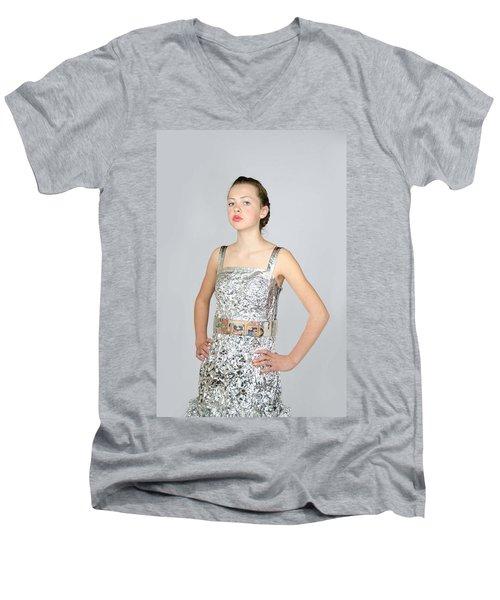 Nicoya In Secondary Fashion Men's V-Neck T-Shirt