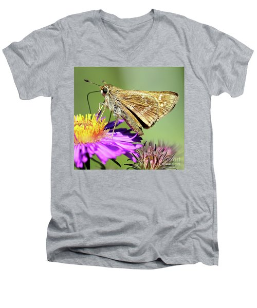 Sachem Skipper Men's V-Neck T-Shirt