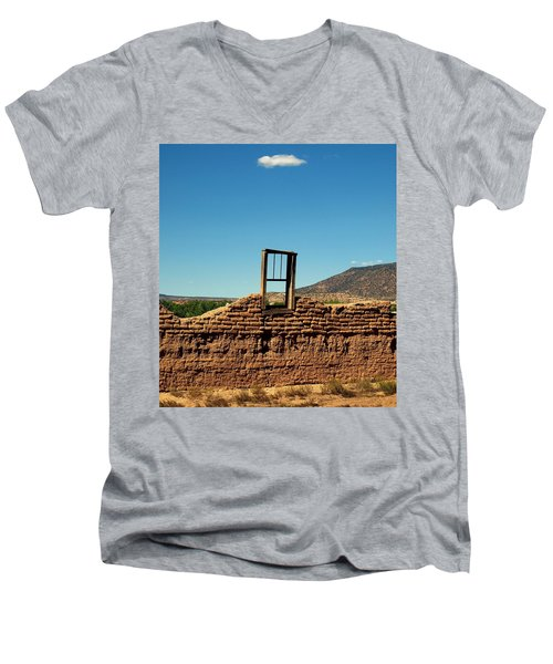 Sacred Window Men's V-Neck T-Shirt