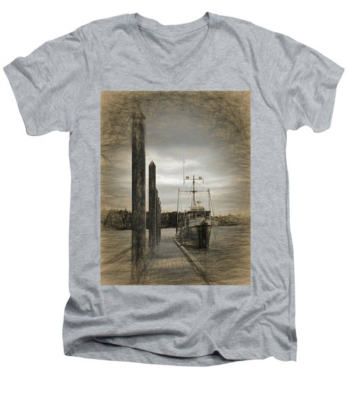 Safe Harbor Men's V-Neck T-Shirt