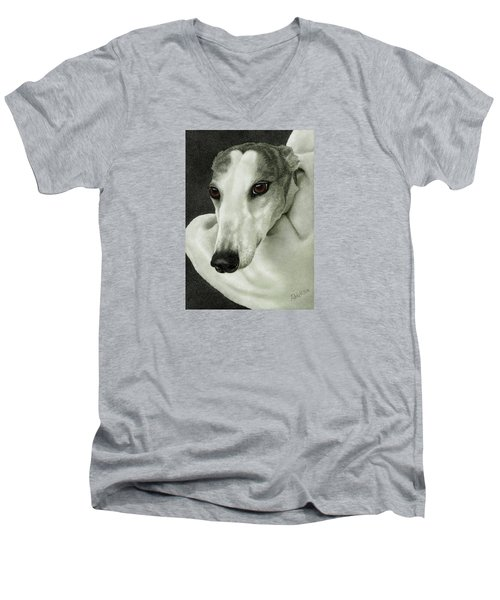 Safety Men's V-Neck T-Shirt