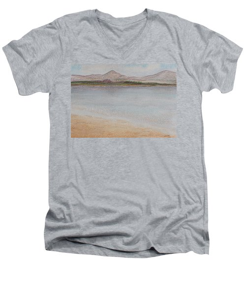 Salar Men's V-Neck T-Shirt