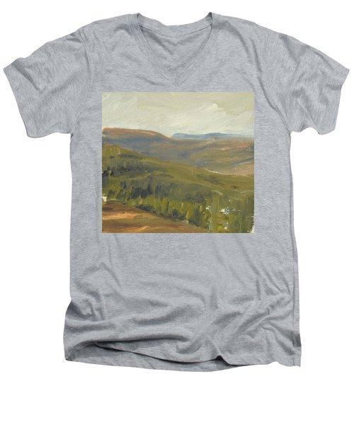 Salen Daylight 90x85 Cm Men's V-Neck T-Shirt