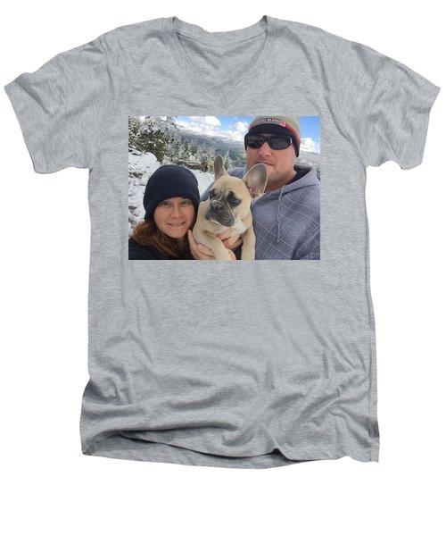 Customer Salley 1 Men's V-Neck T-Shirt