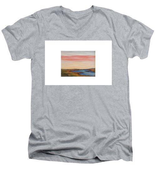 Saltpond Walk Men's V-Neck T-Shirt