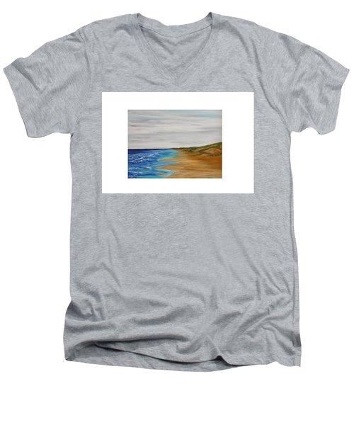 Salty Morning Men's V-Neck T-Shirt