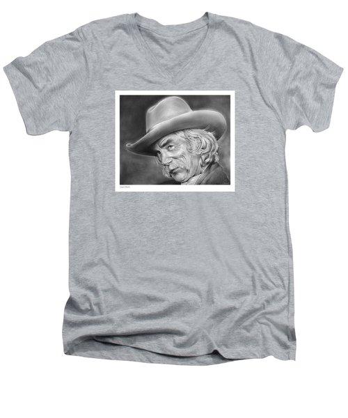 Sam Elliott Men's V-Neck T-Shirt