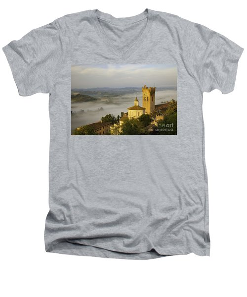 San Miniato Men's V-Neck T-Shirt