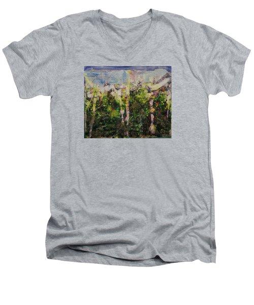 Sanative Men's V-Neck T-Shirt