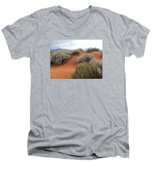 Sand And Sagebrush Men's V-Neck T-Shirt