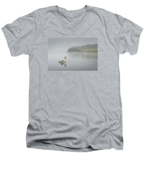 Sandy Water Park 3 Men's V-Neck T-Shirt