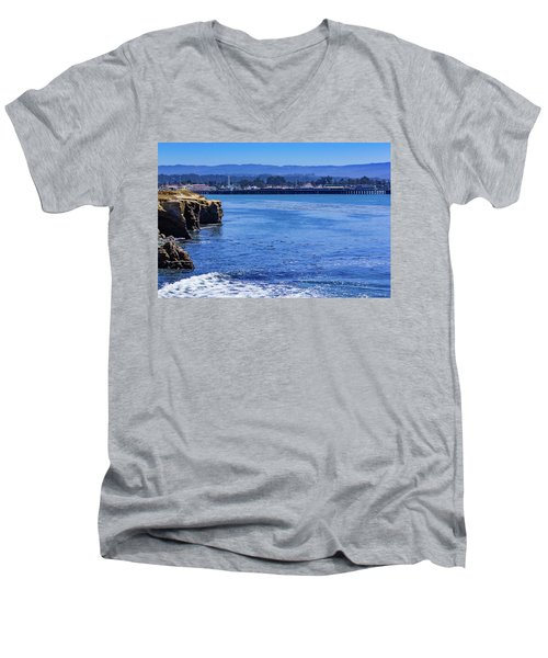 Santa Cruz Men's V-Neck T-Shirt