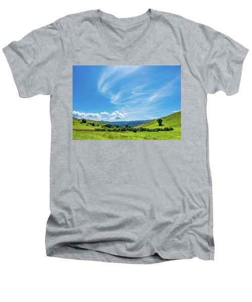 Santa Teresa County Park Men's V-Neck T-Shirt