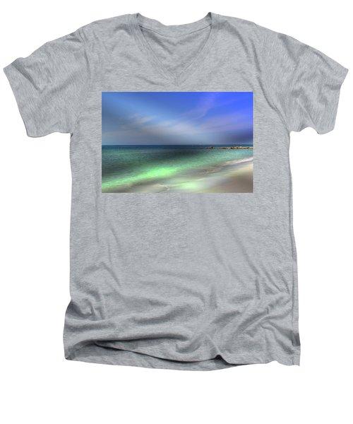 Sarasota Ocean  Men's V-Neck T-Shirt