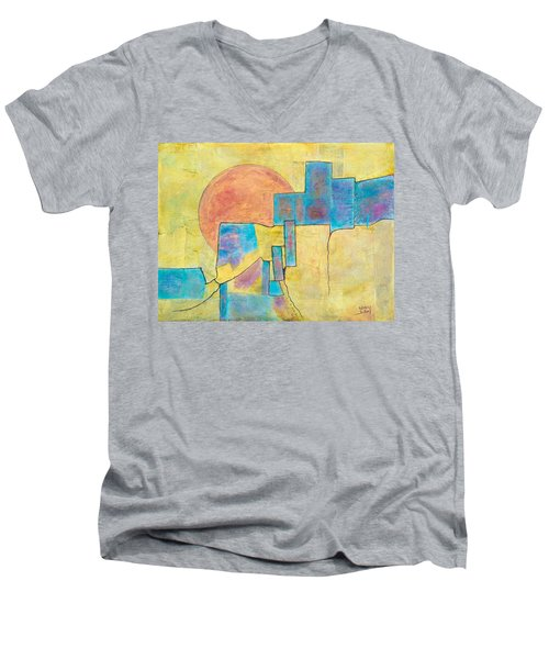 Sausalito Men's V-Neck T-Shirt