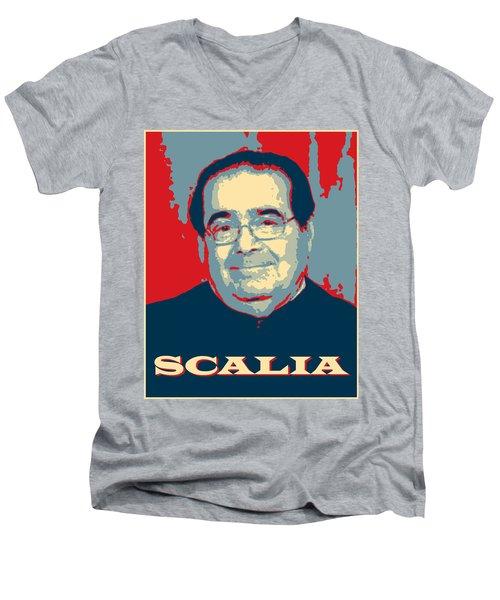 Scalia Men's V-Neck T-Shirt