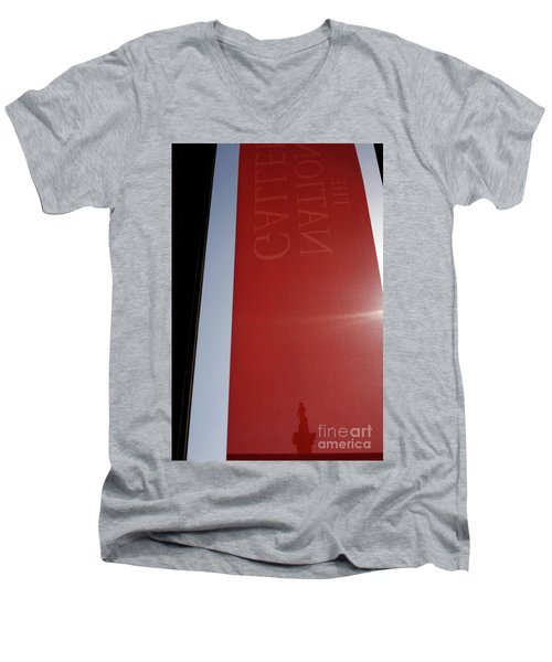 Scapes Of Our Lives #23 Men's V-Neck T-Shirt