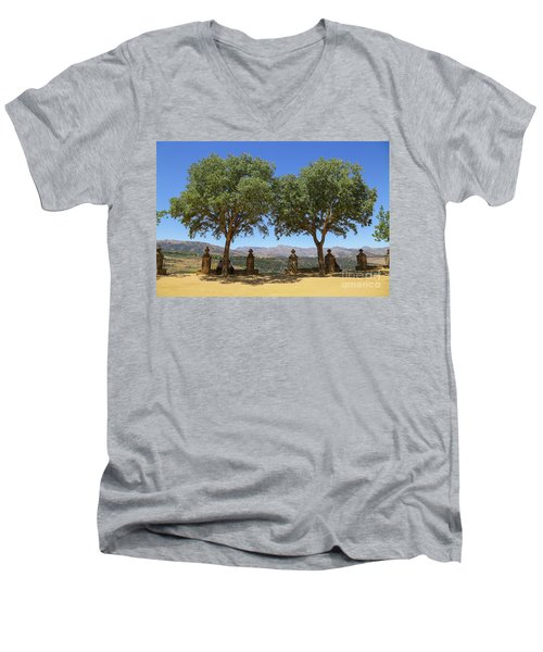 Scapes Of Our Lives #29 Men's V-Neck T-Shirt
