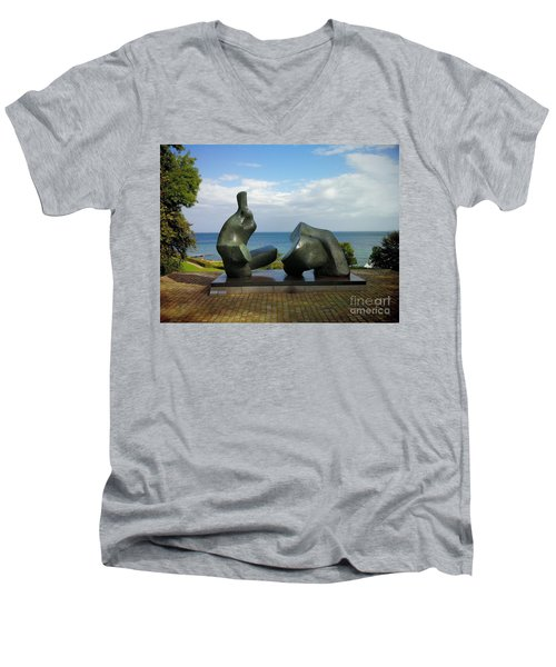 Scapes Of Our Lives #9 Men's V-Neck T-Shirt