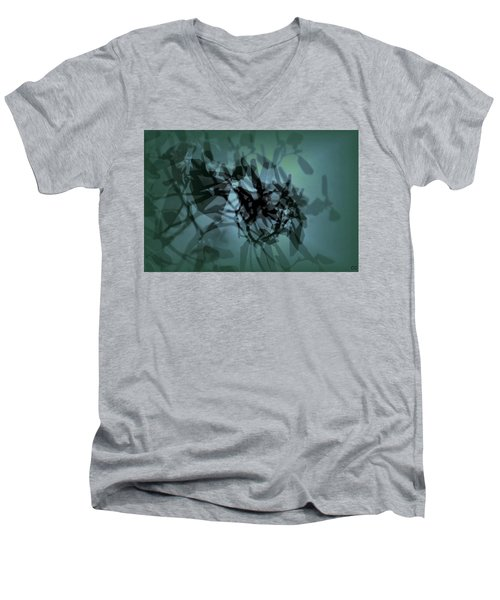Scattered Shadows Men's V-Neck T-Shirt