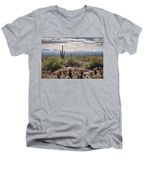 Scottsdale Arizona Men's V-Neck T-Shirt
