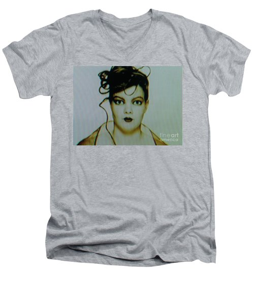 Screen #42 Men's V-Neck T-Shirt