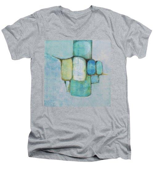 Sea Glass 2 Men's V-Neck T-Shirt