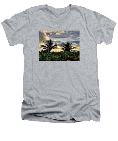 Sea Grapes And More Men's V-Neck T-Shirt