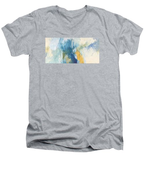 Sea Sky Sun Men's V-Neck T-Shirt