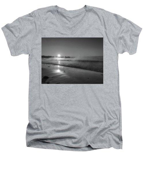 Sea Smoke Men's V-Neck T-Shirt