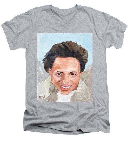 Sean Men's V-Neck T-Shirt