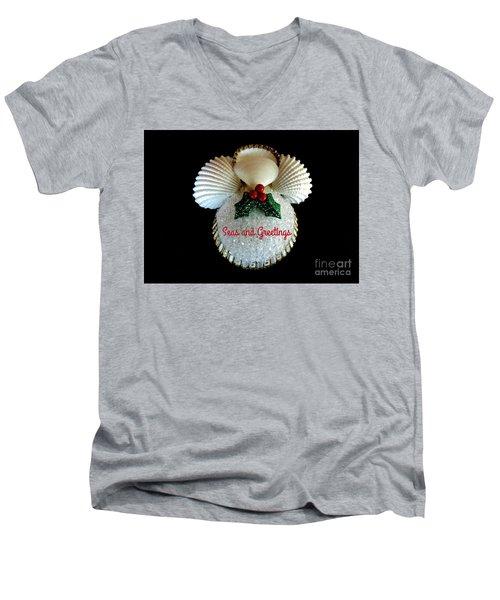 Seas And Greetings Men's V-Neck T-Shirt