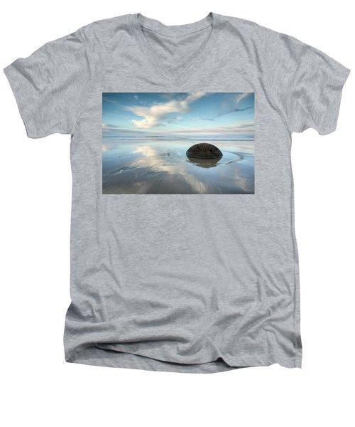 Seaside Dreaming Men's V-Neck T-Shirt