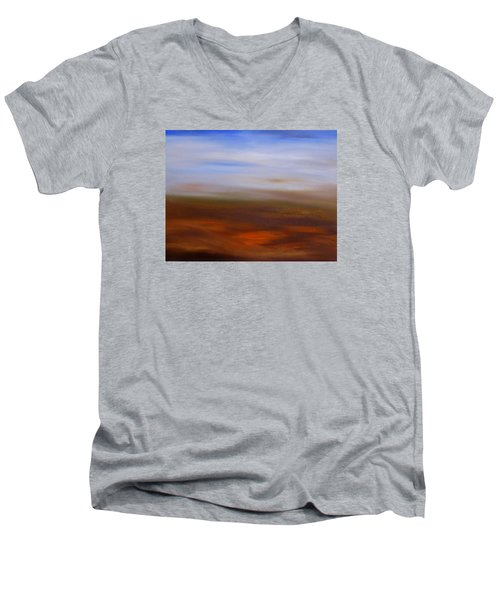 Seasons Changing Men's V-Neck T-Shirt