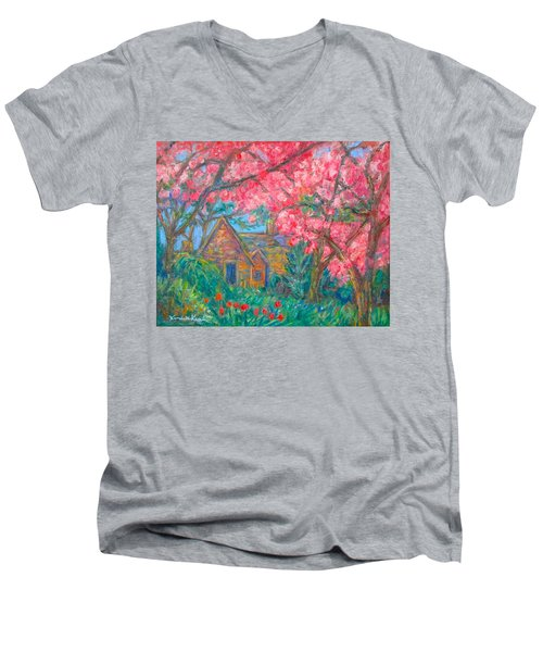 Secluded Home Men's V-Neck T-Shirt