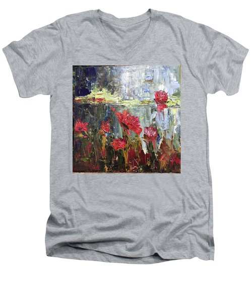 Secret Garden Men's V-Neck T-Shirt
