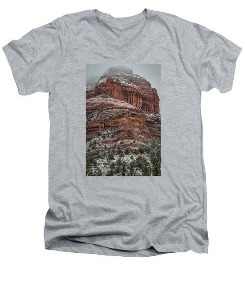 Sedona Snow Men's V-Neck T-Shirt