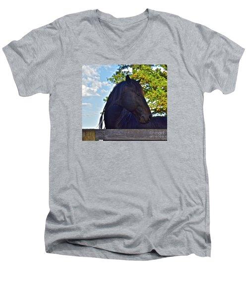 Do You Like My Brade Men's V-Neck T-Shirt
