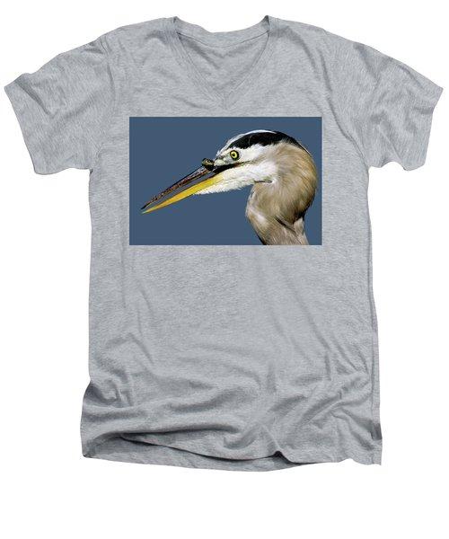 Seeing Your Captor Eye To Eye Men's V-Neck T-Shirt