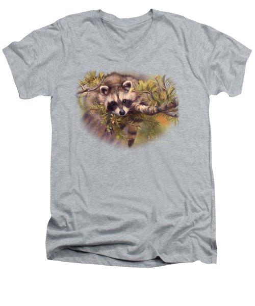 Seeking Mischief Men's V-Neck T-Shirt