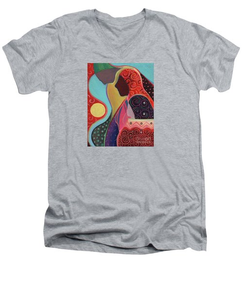 Seeking Shelter Men's V-Neck T-Shirt