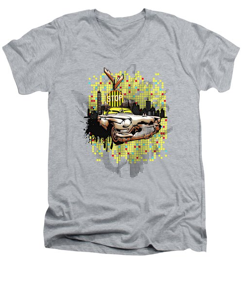 Select Men's V-Neck T-Shirt