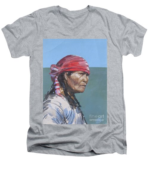 Seminole 1987 Men's V-Neck T-Shirt