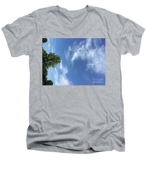 September 11 2016 Men's V-Neck T-Shirt