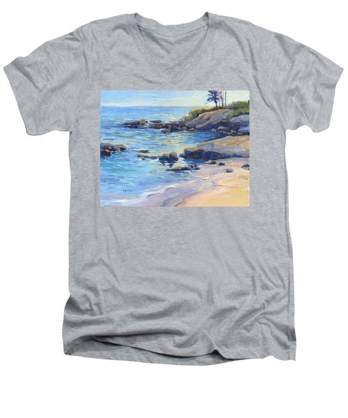September Light Men's V-Neck T-Shirt
