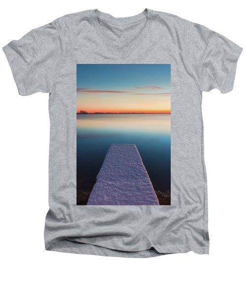 Serene Morning Men's V-Neck T-Shirt