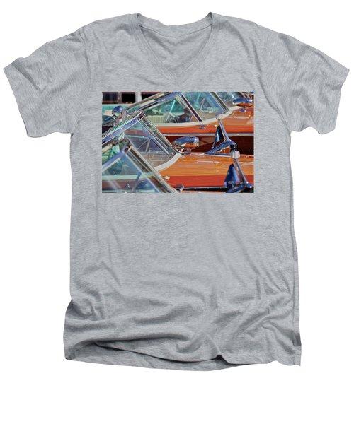 Riva Row Men's V-Neck T-Shirt