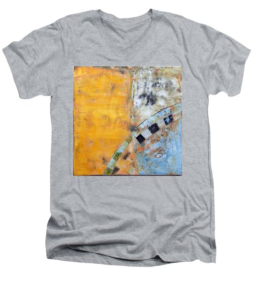 Art Print Seven7 Men's V-Neck T-Shirt